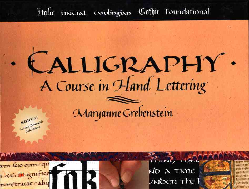 Calligraphy By Grebenstein, Maryanne